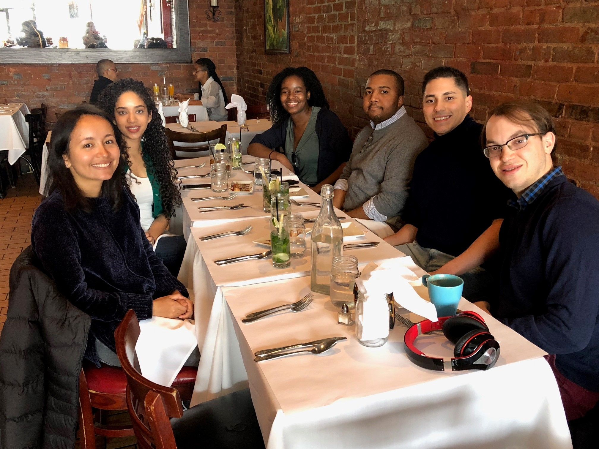 ADePT Inaugural Lunch