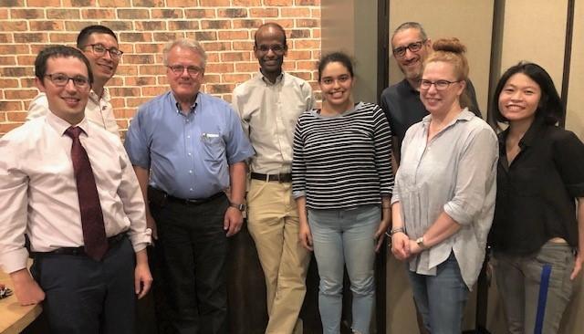 Tri-I Leadership with Alumni at NIH Meeting