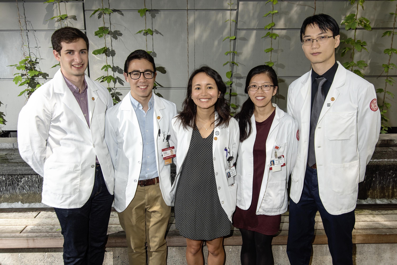 Tri-I MD-PhD Students