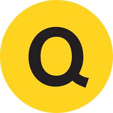 Q Subway Line Logo