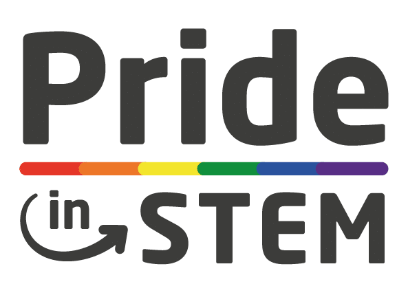 Pride in Stem Logo